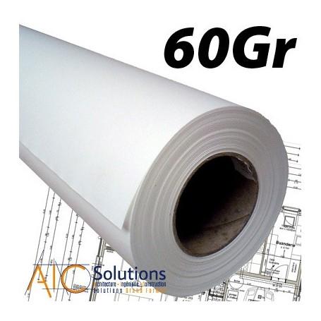 """MonoPrint Papier 60gr 0,914 (36"""") x 100m"""