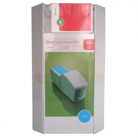 Océ ColorWave 300 - Combipacks cyan (1 tête d'impression + 1 réservoir d'encre 350ml)
