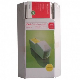 Océ ColorWave 300 - Combipacks jaune (1 tête d'impression + 1 réservoir d'encre 350ml)