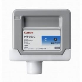 Canon PFI-303 C - Cartouche d'impression cyan 330ml