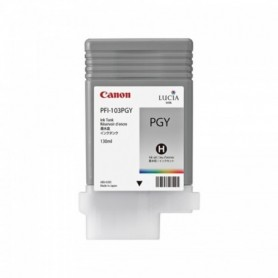 Canon PFI-103 PGY - Cartouche d'impression gris photo 130ml