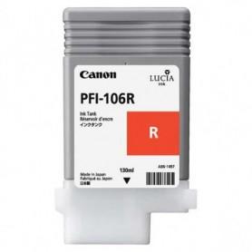 Canon PFI-106 R - Cartouche d'impression rouge 130ml