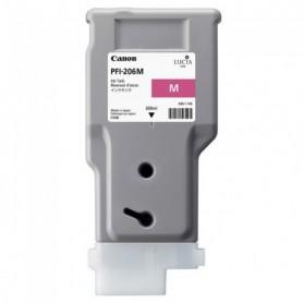 Canon PFI-206 M - Cartouche d'impression magenta 300ml