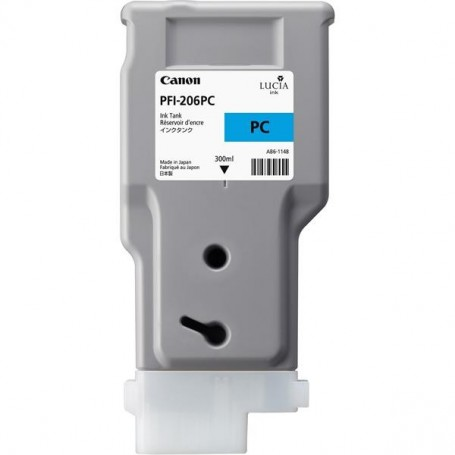 Canon PFI-206 PC - Cartouche d'impression cyan photo 300ml