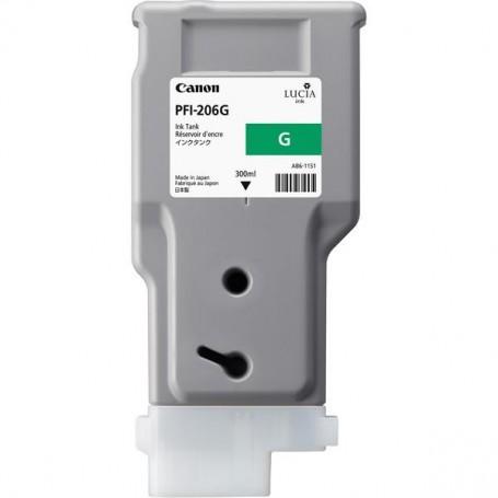Canon PFI-206 G - Cartouche d'impression vert 300ml