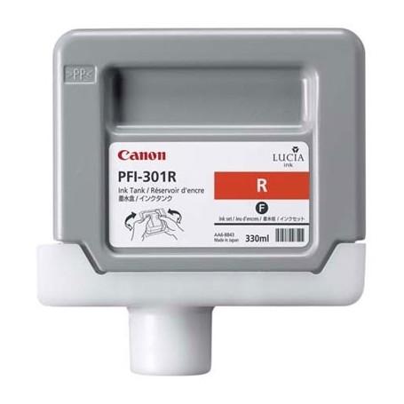 Canon PFI-301 R - Cartouche d'impression rouge 330ml