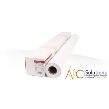 """Canon 5922A - Papier blanc opaque 120Gr/m² 0,610 (24"""") x 30m"""
