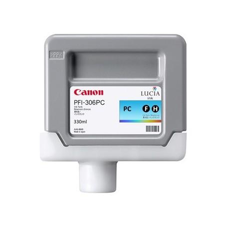 Canon PFI-306 PC - Cartouche d'impression cyan photo 330ml