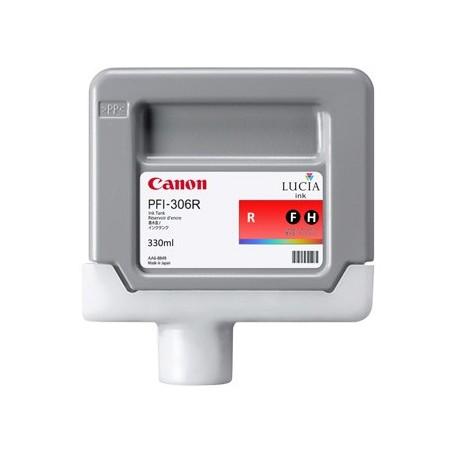 Canon PFI-306 R - Cartouche d'impression rouge 330ml