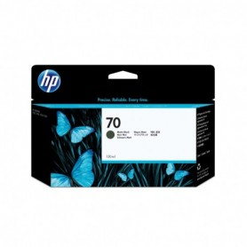 HP 70 - Cartouche d'impression noir mat 130ml (C9448A)
