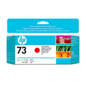 HP 73 - Cartouche d'impression rouge 130ml (CD951A)