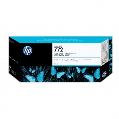 HP 772 - Cartouche d'impression noir photo 300ml (CN633A)