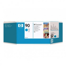HP 90 - Cartouche d'impression cyan 225ml (C5060A)