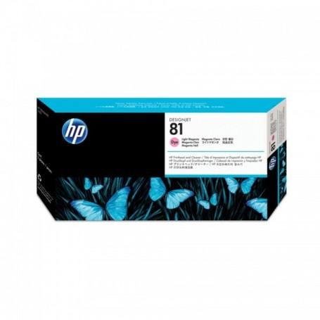 HP 81 - Tête d'impression magenta clair (C4955A)