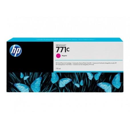 HP 771C - Cartouche d'impression magenta 775ml (B6Y09A)