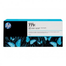 HP 771C - Cartouche d'impression noir photo 775ml (B6Y13A)