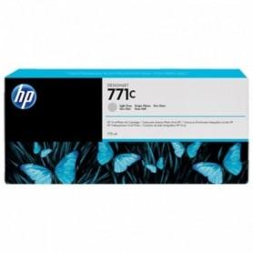 HP 771C - Cartouche d'impression gris clair 775ml (B6Y14A)
