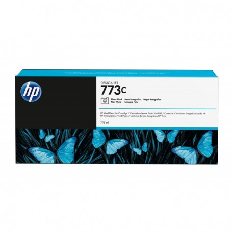 HP 773C - Cartouche d'impression noir photo 775ml (C1Q43A)