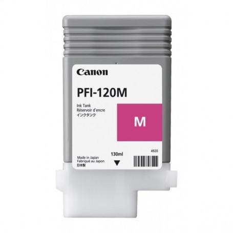 Canon PFI-120 M - Cartouche d'impression magenta 130ml