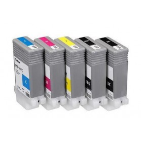 Canon PFI-120 - Pack de 5 cartouches d'impression 130ml