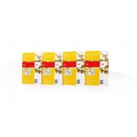 Océ ColorWave 650 - Pack de 4 toners P2 jaune 500gr