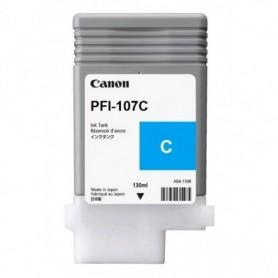 Canon PFI-107 C - Cartouche d'impression cyan 130ml