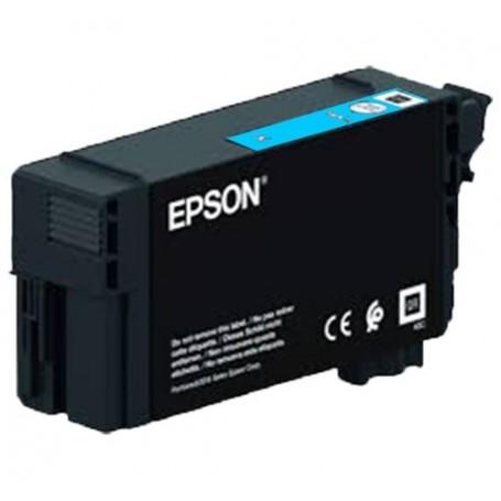 Epson T40D - Réservoir UltraChrome XD2 cyan 50ml
