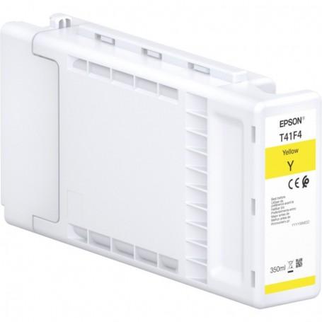 Epson T41F - Réservoir UltraChrome XD2 jaune 350ml