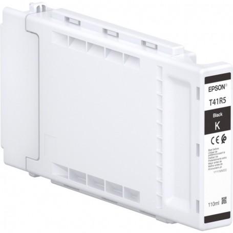 Epson T41R - Réservoir UltraChrome XD2 noir 110ml