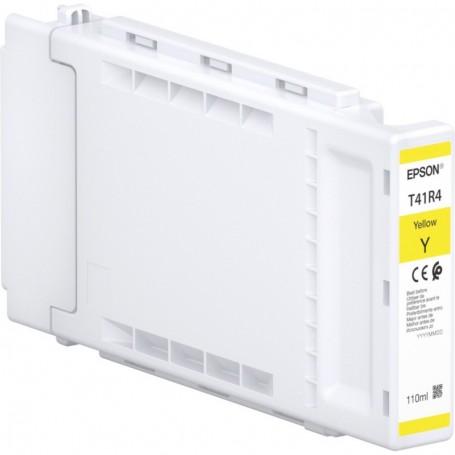 Epson T41R - Réservoir UltraChrome XD2 jaune 110ml