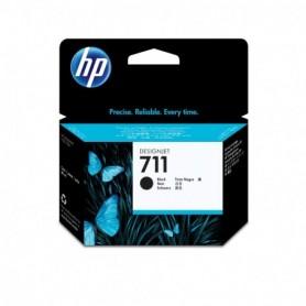HP 711 - Cartouche d'impression noir 80ml (CZ133A)
