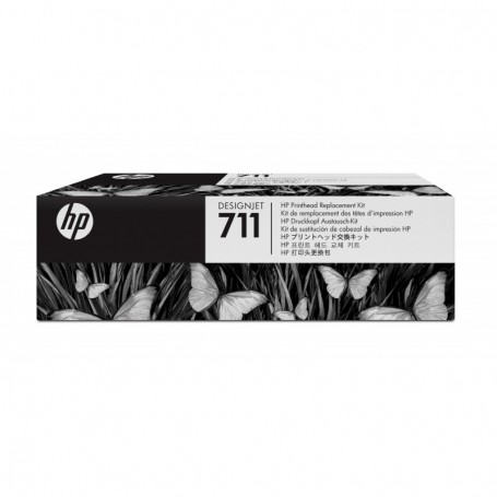 HP 711 - Tête d'impression (C1Q10A)