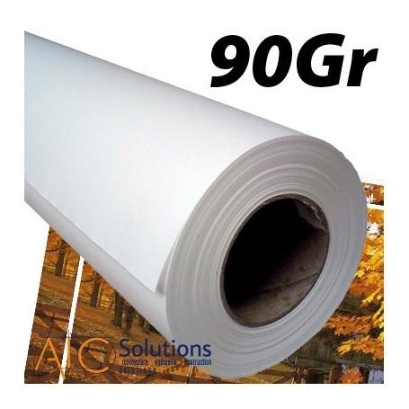 """ImagePrint Papier couché Haute Résolution 90Gr 0,914 (36"""") x 90m"""