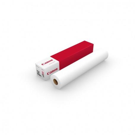 """Canon 2345C Polypropylène mat adhésif résistant à l'eau 290Gr/m² 0,610 (24"""") x 20.50m"""