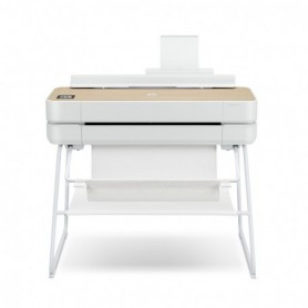 """Traceur HP DesignJet Studio 24"""" (A1 0,610m) finition bois"""