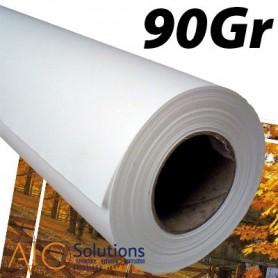 """ImagePrint Papier couché Haute Résolution 90Gr 1,067 (42"""") x 45m"""