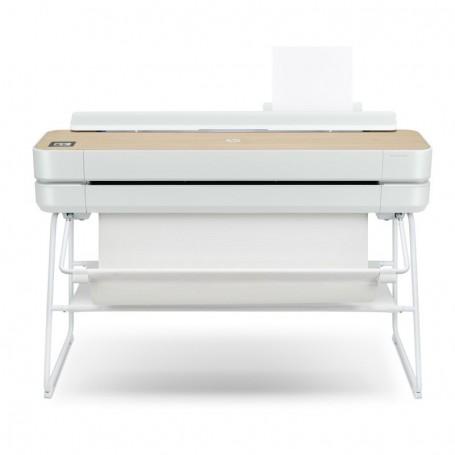 """Traceur HP DesignJet Studio 36"""" (A0 0,914m) finition bois"""