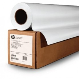 """HP Papier jet d'encre couché 90gr 1,372 (54"""") x 45,7m"""