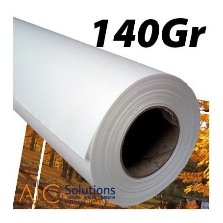 """ImagePrint Papier couché Haute Résolution 140Gr 1,118 (44"""") x 30m"""