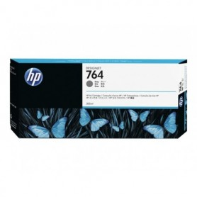 HP 764 - Cartouche d'impression gris 300ml (C1Q18A)