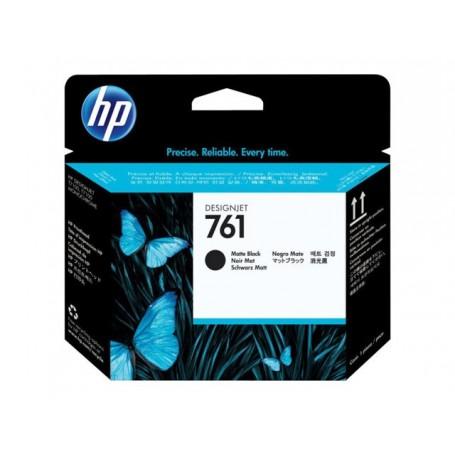 HP 761 - Tête d'impression noir mat (CH648A)