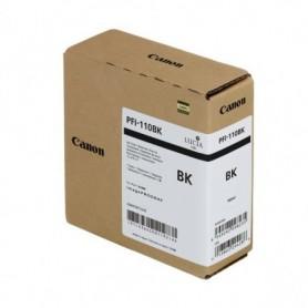 Canon PFI-110 BK - Cartouche d'impression photo noire 160ml