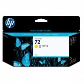 HP 72 - Cartouche d'impression jaune 130ml (C9373A)