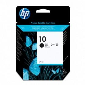 HP 10 - Cartouche d'impression noir 69ml (C4844A)