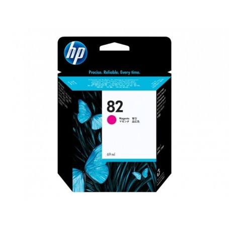 HP 82 - Cartouche d'impression magenta 69ml (C4912A)