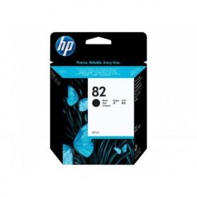 HP 82 - Cartouche d'impression noir 69ml (CH565A)