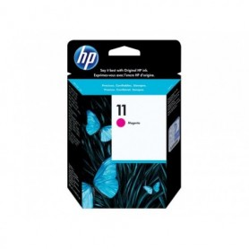 HP 11 - Cartouche d'impression magenta 28ml (C4837A)