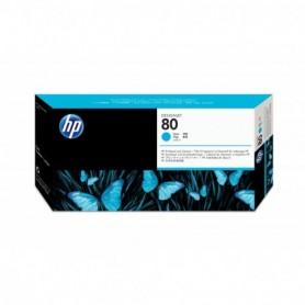 HP 80 - Tête d'impression cyan (C4821A)