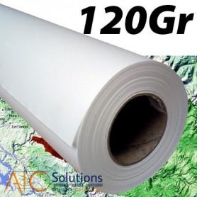 """ColorPrint HQ papier couché 120Gr 0,610 (24"""") x 50m"""