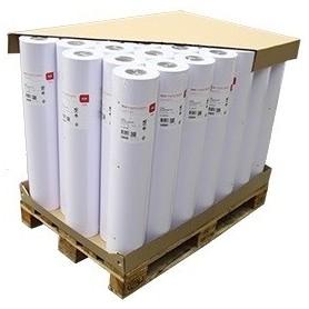 """Canon Océ LFM054 - Papier Red Label PEFC 75gr 0,914 (36"""") x 175m"""